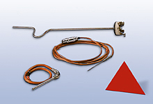 Mineral Insulated Metal Sheath Resistance Thermometers