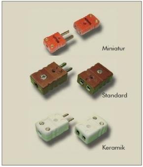 High temperature connectors